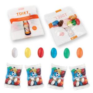 Bolsitas Jelly Beans Personalizadas 20 gr