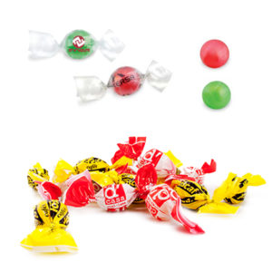 Caramelos Bola Personalizados