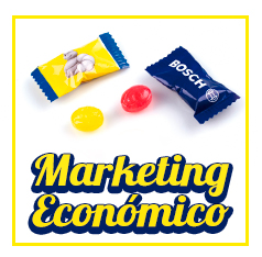 caramelos marketing economico