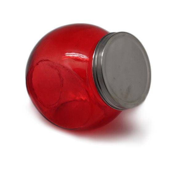 Tarros Personalizados Rellenos Rojo