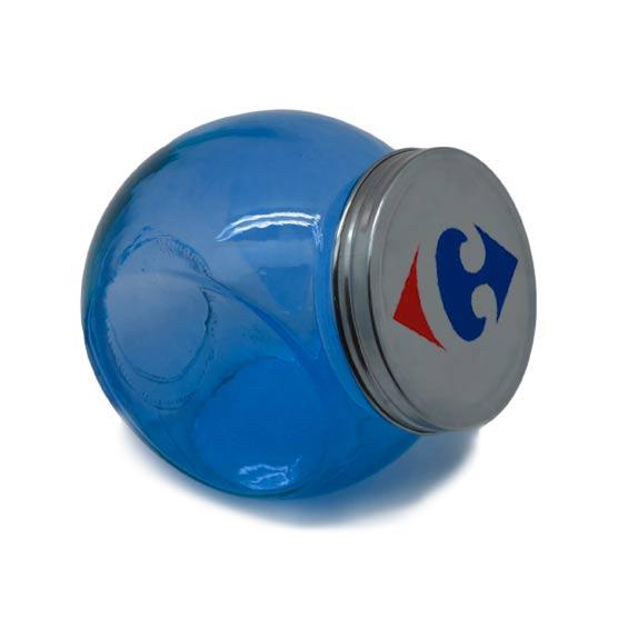 Tarros Personalizados Rellenos Azul