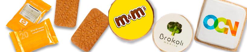Banner galletas personalizadas