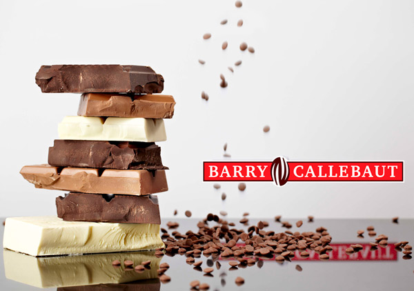 Chocolate de Barry Callebaut