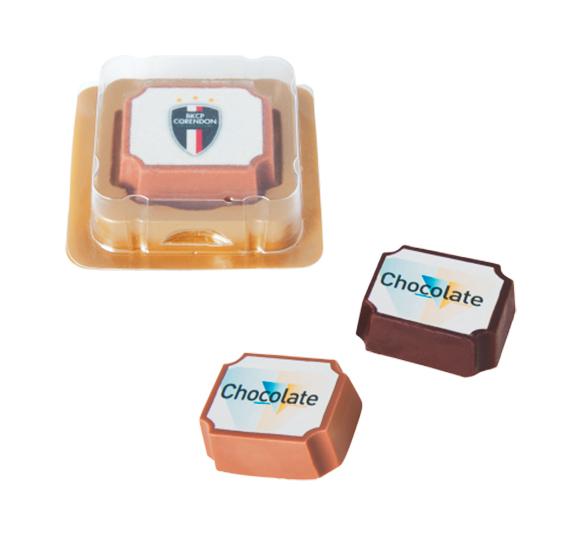 Bombón Personalizado de Chocolate