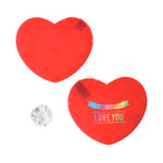 Dispensador en forma de Corazón