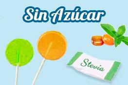 Sección Sin Azúcar Personalizado