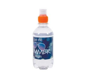 Botella de Agua Personalizada para Deportistas